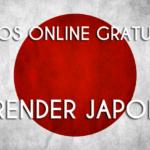 CURSOS GRATIS DE JAPONES ONLINE