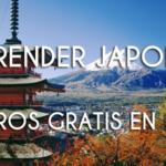 Cursos gratis de japonés en PDF