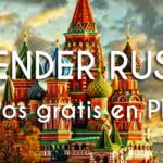 Cursos de ruso en PDF