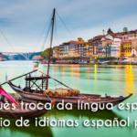 Intercambio de idiomas español / portugués