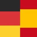 Logo del grupo Deutsche und spanische Studenten